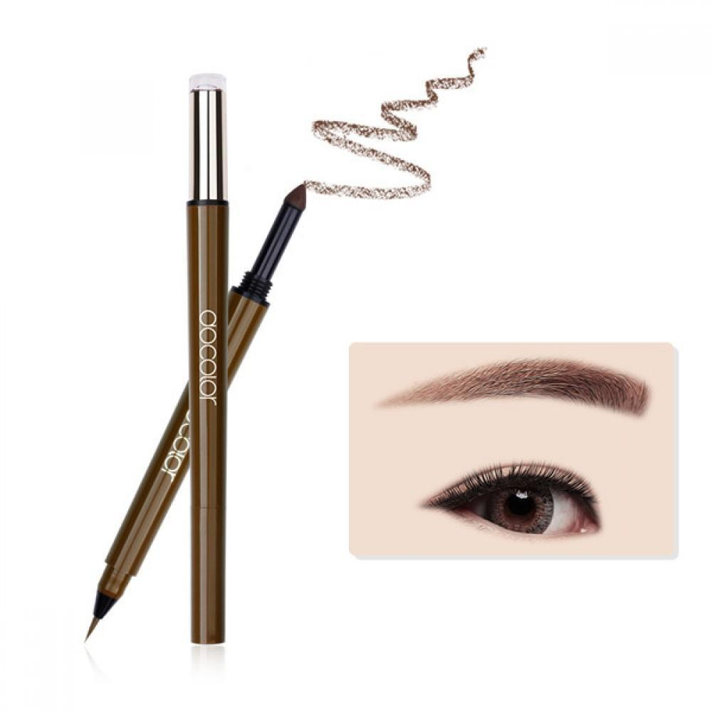 Define and Shade Duo Brow Pencil DOCOLOR OFFICIAL