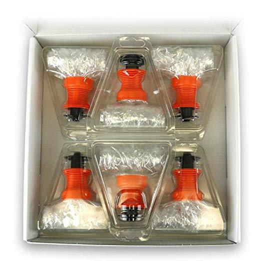 Storz & Bickel (Storz & Bickel) Extra Large Easy Valve Replacement Set - 6pcs.