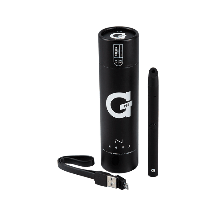 Grenco Science - Nova Vaporizer Black