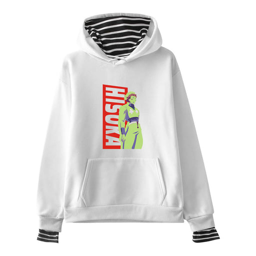 Cross-Border New Full-Time Hunter Animation Fashion Trend Hooded Sweater