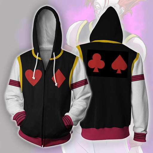 New Classic Hunter Series Xisuo 3D Sweater Cosplay Anime 3D Printing Hoodie
