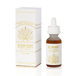 Bloom Farms 300mg Balance CBD Oil