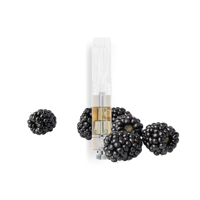 Bloom Farms 250mg Blackberry CBD Vapor Cartridge