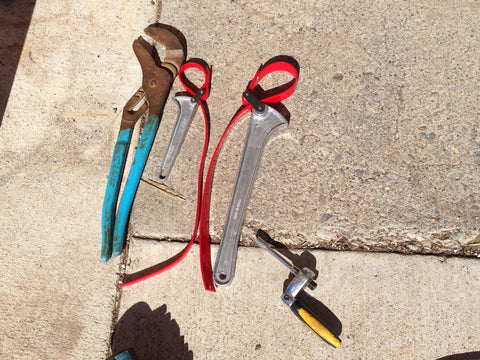 Tools for building Compost Tea Brewer