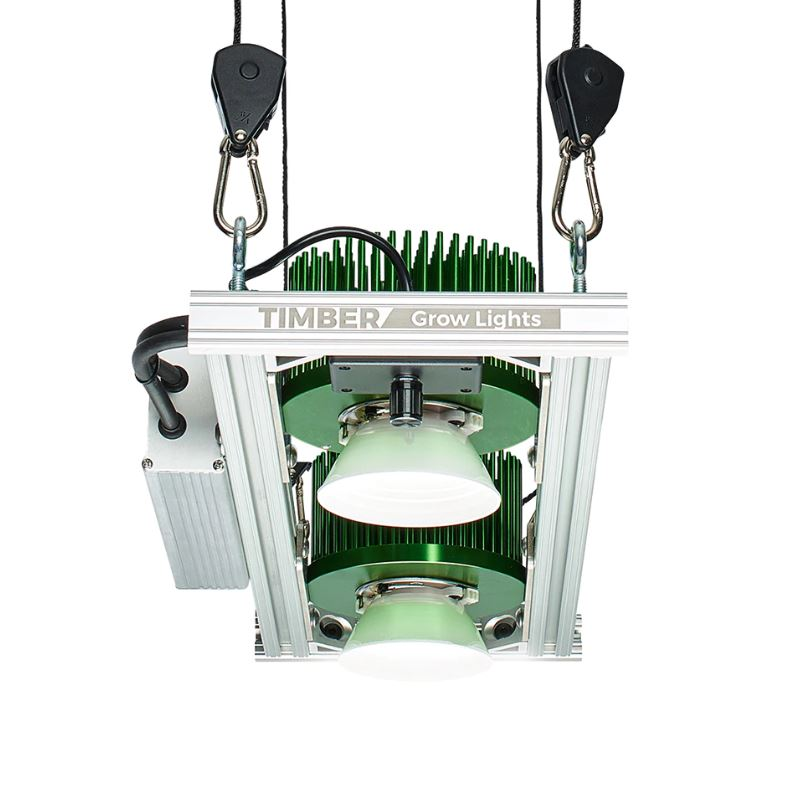Timber Grow Lights - Model 2VL - 200W