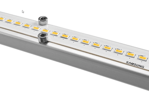 Timber Cypress 6 Bar LED Light