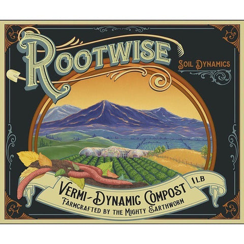 Rootwise Vermi-Dynamic Compost