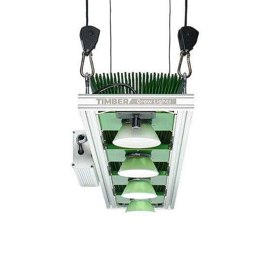 Timber Grow Lights - Model 3CL - 300W