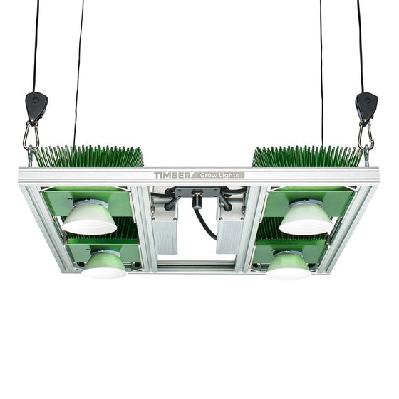 Timber Grow Lights - Model 3CQS - 300W
