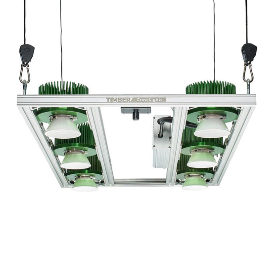 Timber Grow Lights - Model 3CS - 300W