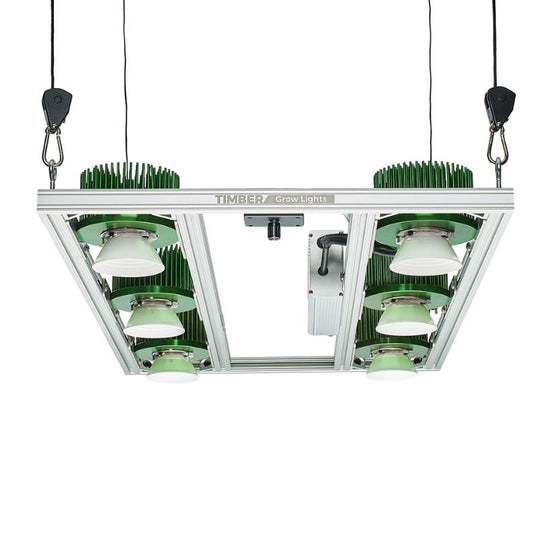 Timber Grow Lights - Model 3TS - 300W