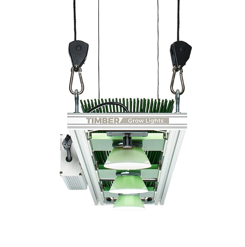Timber Grow Lights - Model 3VL - 300W