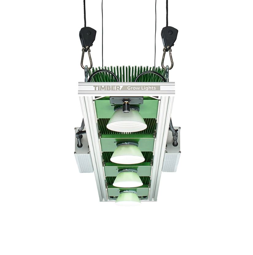 Timber Grow Lights - Model 4VL - 400W