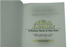 """The Silent Healer: A Modern Study of Aloe Vera"""