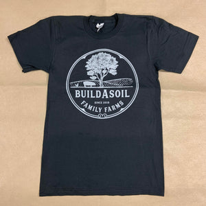 BuildASoil Family Farms T-shirt
