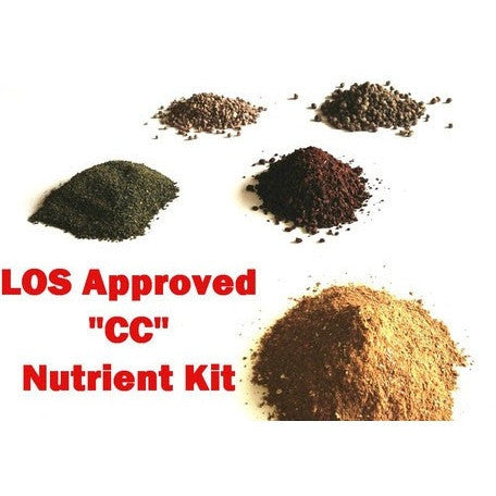 BuildASoil Complete Soil Building Kit - Coot Approved