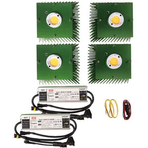 Timber LED Vero (4) COB Kit - 400W