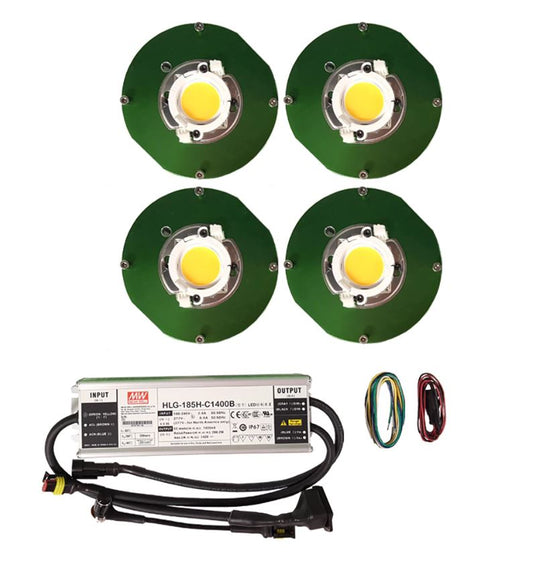 Timber LED Cree (4) COB Kit - 200W