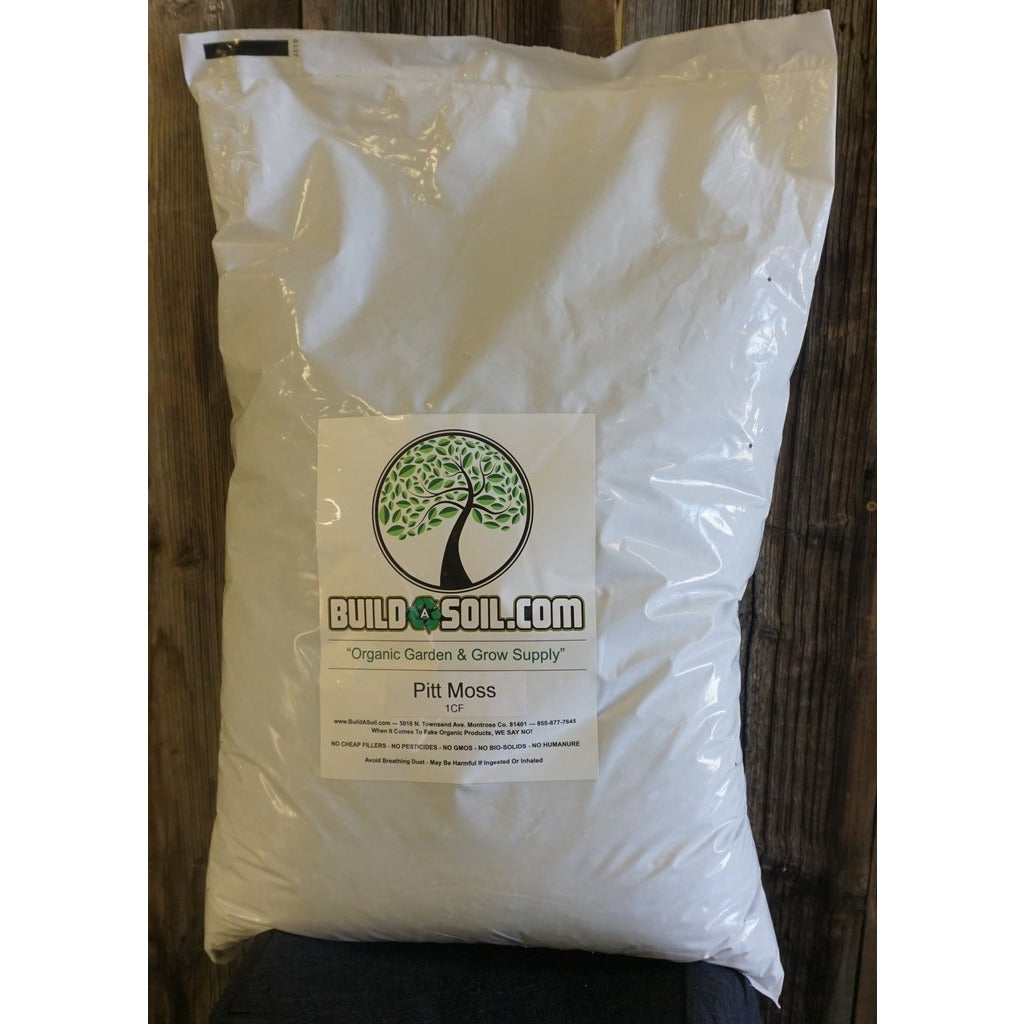 Peat Free Living Organic Soil With PittMoss