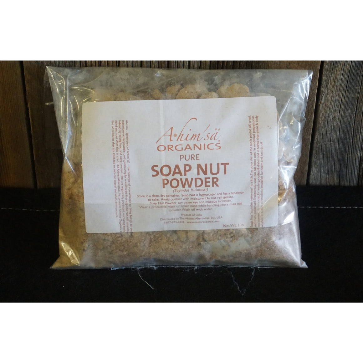 Soap Nut Powder - All Natural Saponin