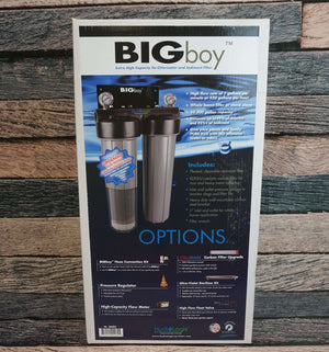 Hydro-Logic® Big Boy with KDF85 Catalytic Carbon Filter