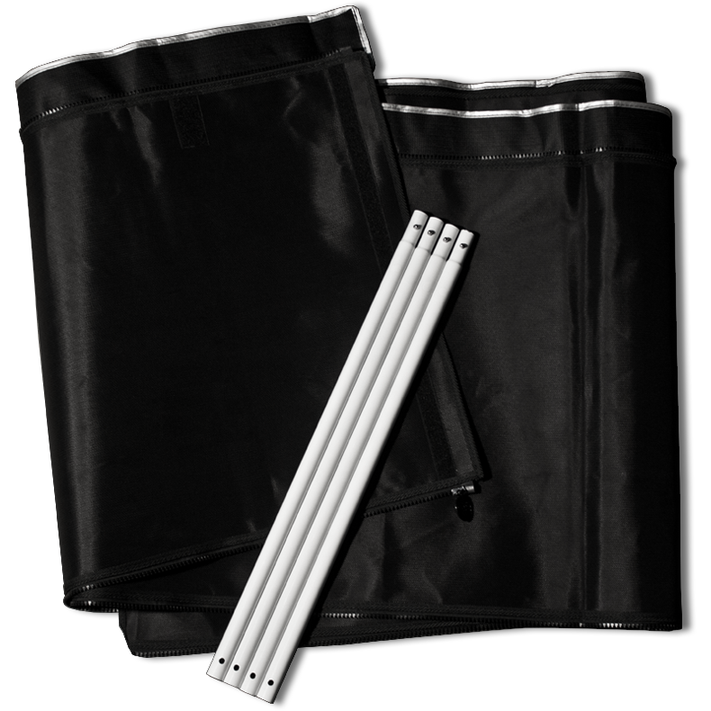 Gorilla Grow Tent 2' Extension Kits