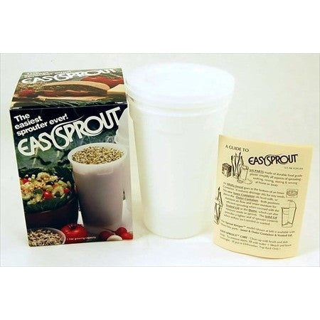 Easy-Sprout: The Absolute Best Way To Sprout Seeds
