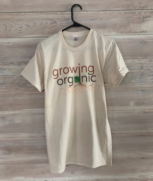 Growing Organic T-Shirt