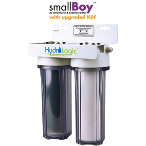 Hydro-Logic Small Boy with KDF85 Catalytic Carbon Upgrade Filter