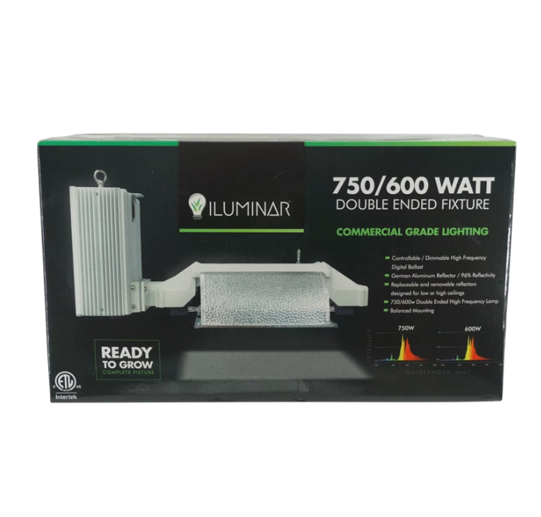 Iluminar Double Ended 750/600W Light Fixture