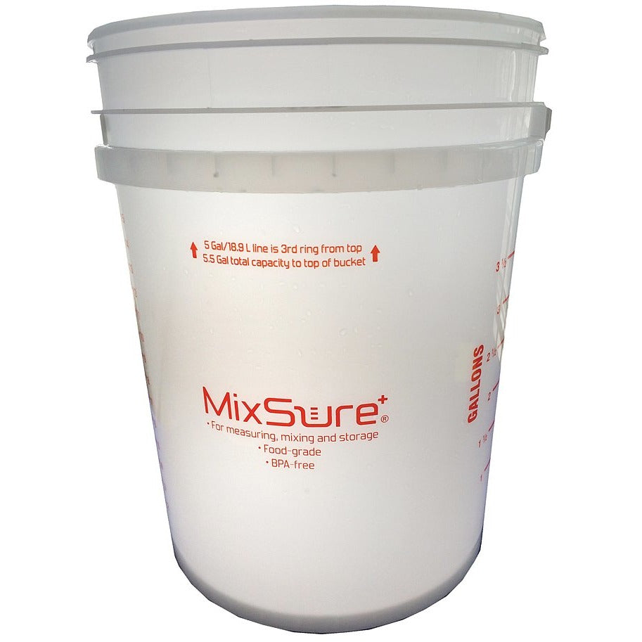 MixSure Measuring Bucket