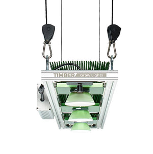Timber Grow Lights - Model QCL - 225W