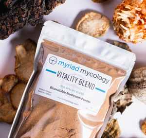 Myriad Mycology Vitality Blend (Free Shipping)