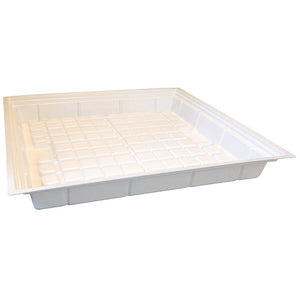 White Flood Tray