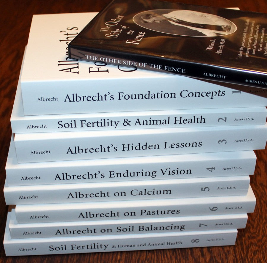 Albrecht Collection Vol. 1-8 + Video