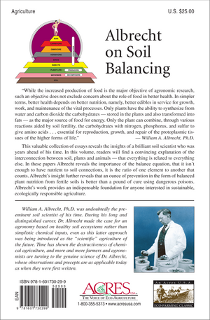 """Albrecht on Soil Balancing, Vol. 7"""