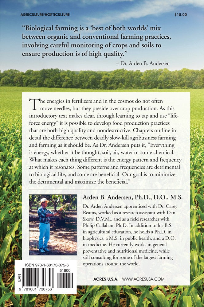 Anatomy Of Life Energy In Agriculture Buildasoil