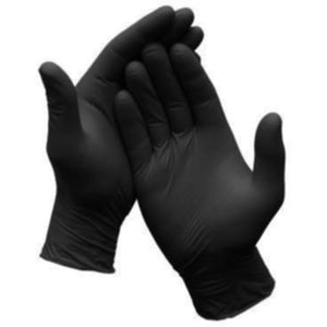 Black Maxx Two Black Gloves