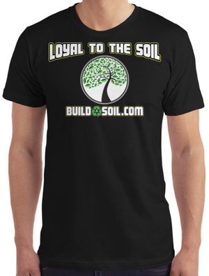 Loyal To The Soil Short Sleeve T-Shirt
