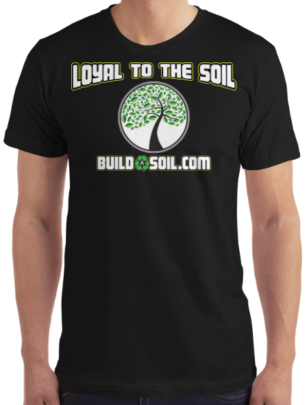 Black Loyal To The Soil T-shirt