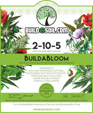 BuildABloom Fertilizer