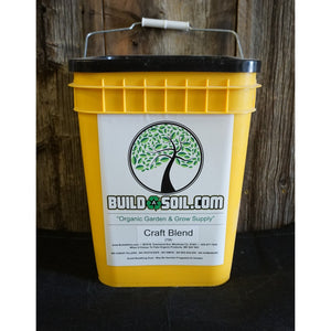 BuildASoil Craft Blend - Nutrient Pack