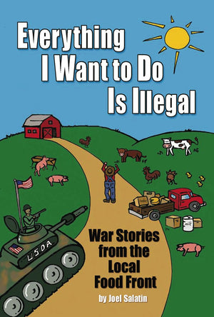 """Everything I Want to Do Is Illegal"""