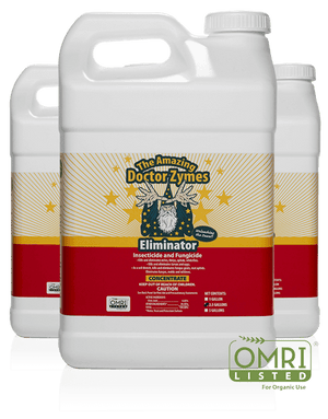 The Amazing Doctor Zymes Eliminator Insecticide And Fungicide