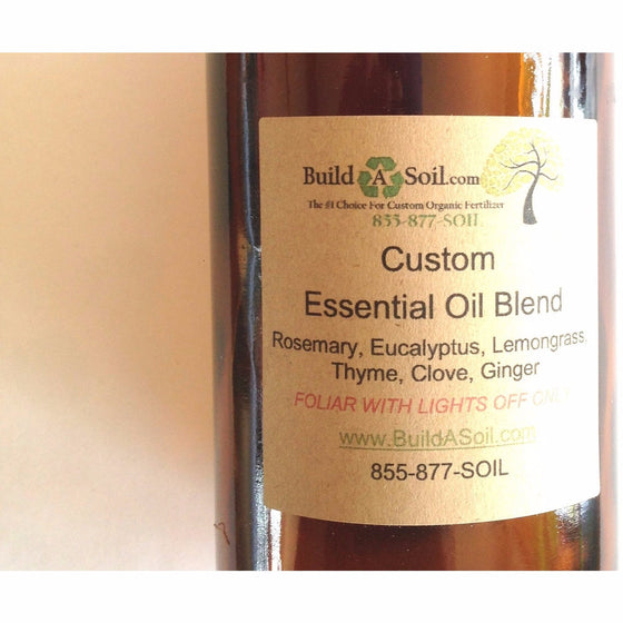 Essential Oil Blend