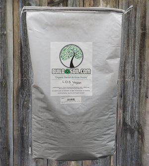 Living Organic Soil Vegan Mix