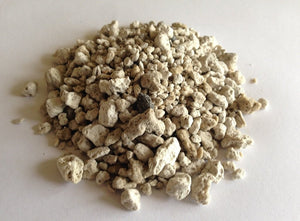 Pumice for Gardening Soil