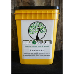 Nutrient Kit: Re-amend Old Soil