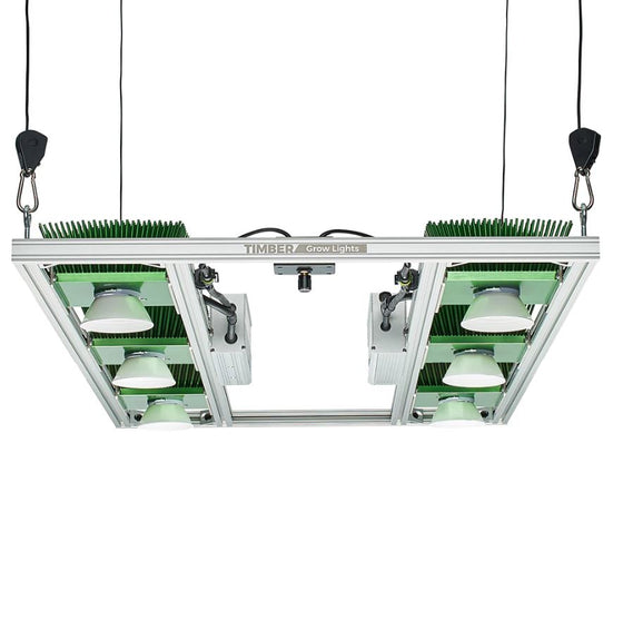 Timber Grow Lights - Redwood VS - 600W