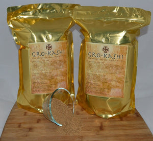 Two Bags of Gro Kashi